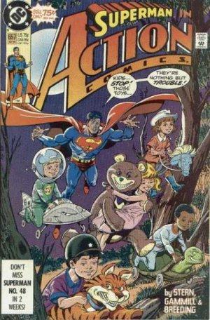 Action Comics # 657