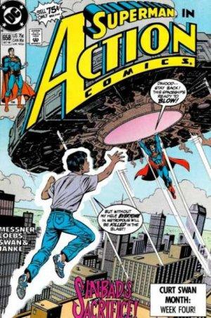 Action Comics # 658