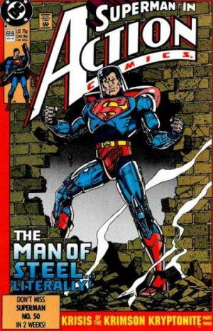 Action Comics # 659