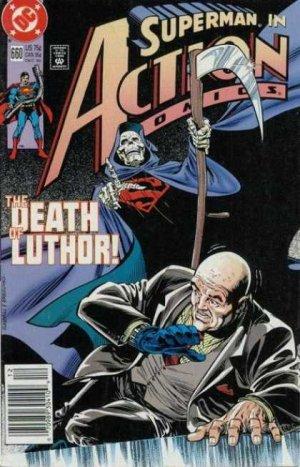 Action Comics # 660