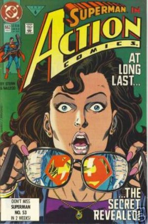 Action Comics # 662 Issues V1 (1938 - 2011)