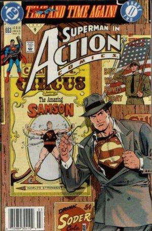 Action Comics # 663