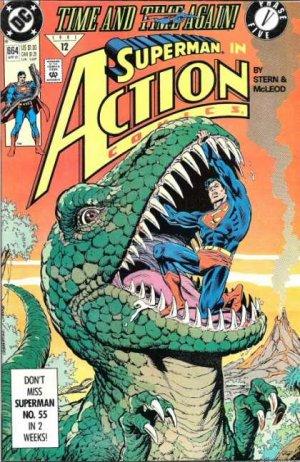 Action Comics # 664