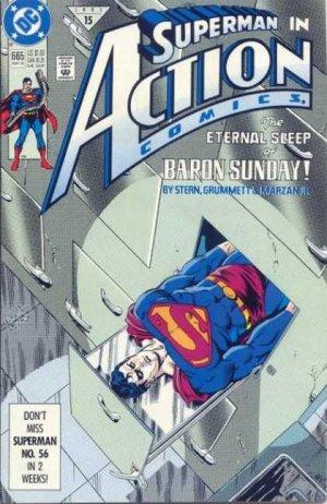 Action Comics # 665