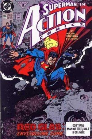 Action Comics # 666