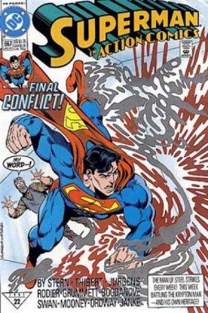 Action Comics # 667