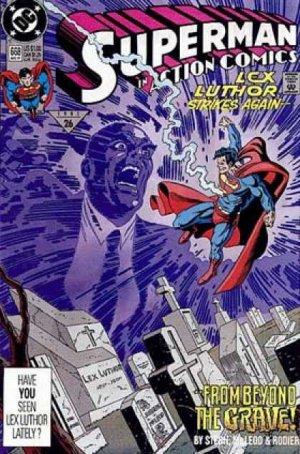 Action Comics # 668