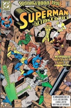 Action Comics # 670