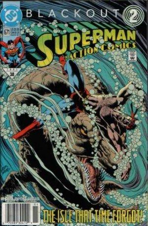 Action Comics # 671