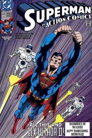 Action Comics # 672