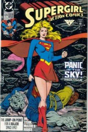 Action Comics # 674