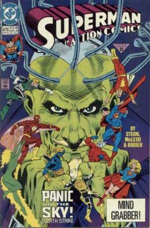 Action Comics # 675