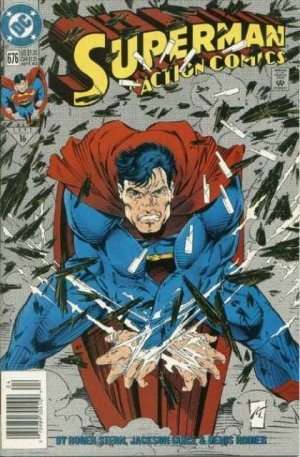Action Comics # 676
