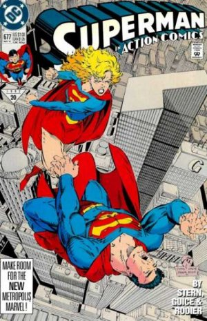 Action Comics # 677