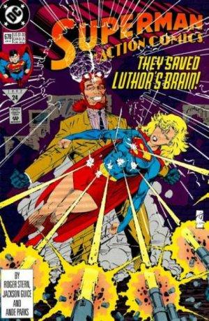 Action Comics # 678 Issues V1 (1938 - 2011)