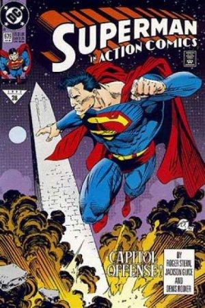 Action Comics # 679