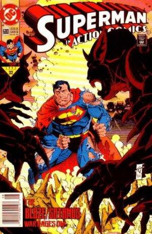 Action Comics # 680
