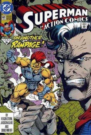 Action Comics # 681