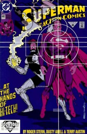 Action Comics # 682