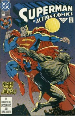 Action Comics # 683 Issues V1 (1938 - 2011)