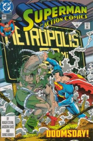 Action Comics # 684 Issues V1 (1938 - 2011)