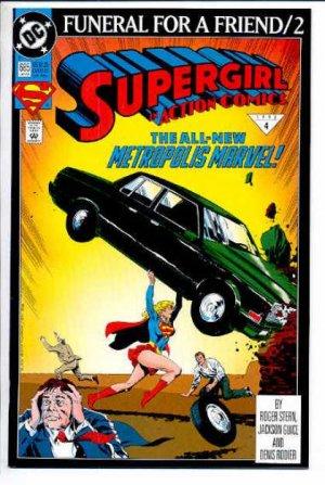 Action Comics # 685