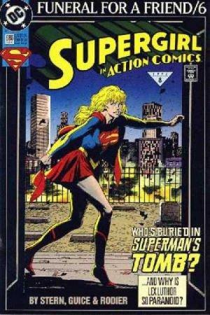 Action Comics # 686