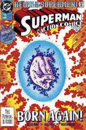 Action Comics # 687