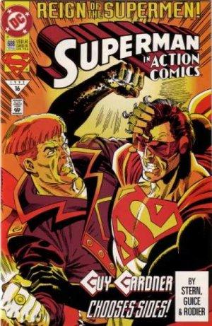 Action Comics # 688