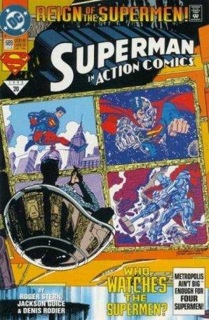 Action Comics # 689