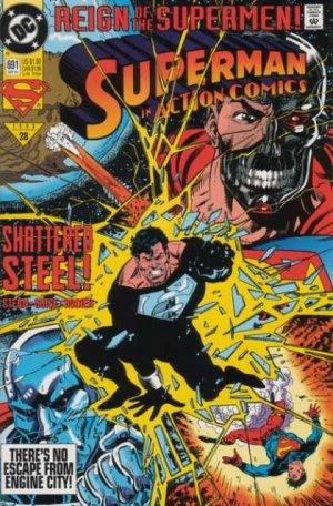 Action Comics # 691