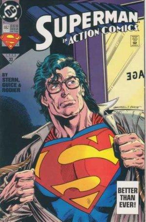Action Comics # 692