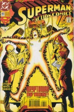 Action Comics # 693