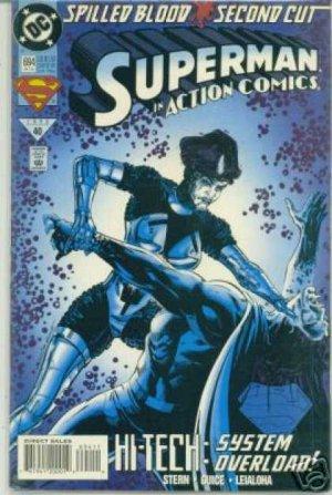 Action Comics # 694