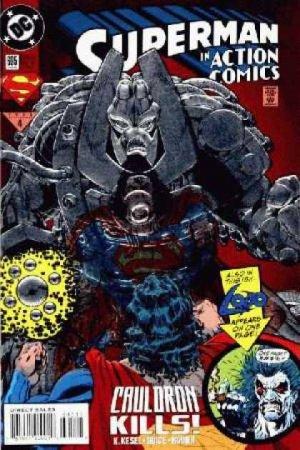 Action Comics # 695
