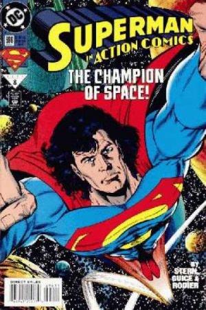 Action Comics # 696