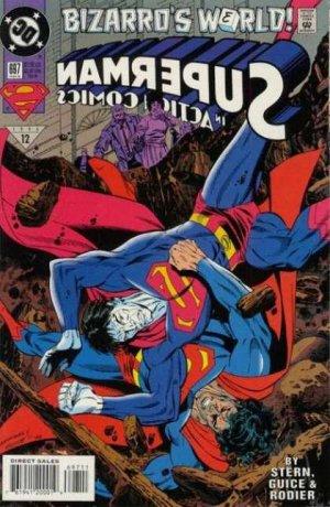 Action Comics # 697