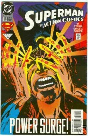 Action Comics # 698