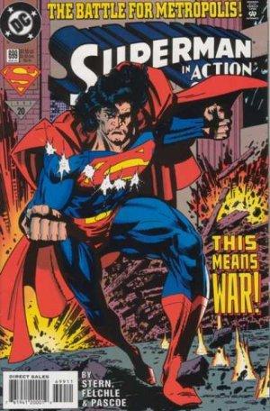 Action Comics # 699