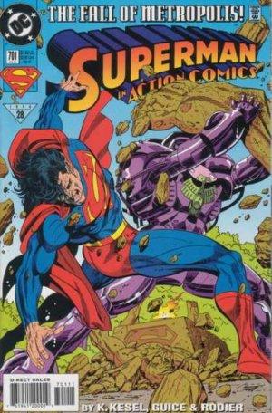 Action Comics # 701