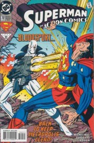 Action Comics # 702