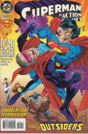 Action Comics # 704
