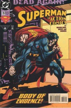 Action Comics # 705