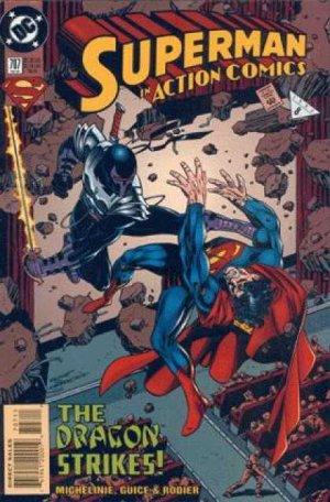 Action Comics # 707