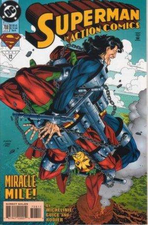 Action Comics # 708