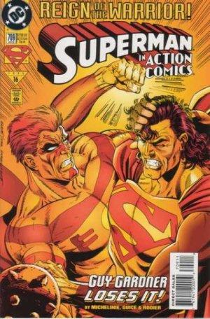 Action Comics # 709