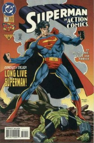 Action Comics # 711