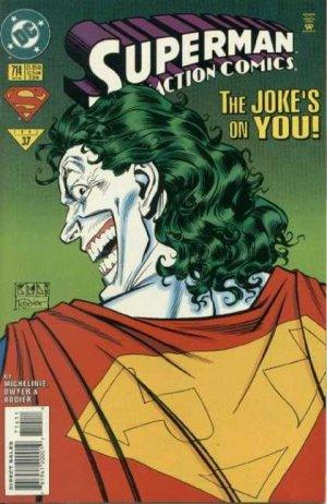Action Comics # 714
