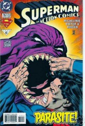 Action Comics # 715