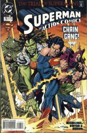 Action Comics # 716
